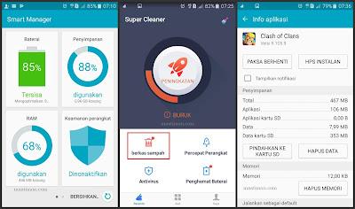 3 Tips mengatasi Aplikasi Android tidak bisa terinstal karena Memori Penuh
