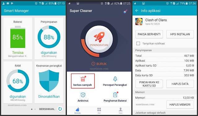 Cara Mengatasi Memori Penuh Saat Menginstal Aplikasi di Android