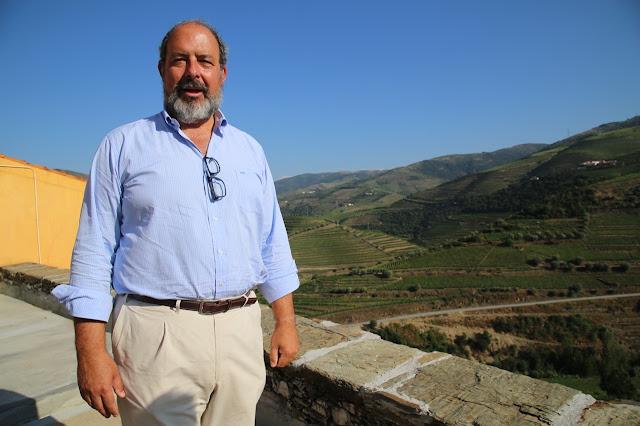 Christiano Van Zeller,  Quinta do vale dona maria, Portugal