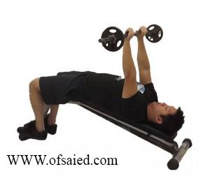 أفضل التمارين لعضلة التراى وعضلة الترابيس