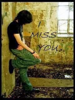 I miss you sad boy in love 240x320 mobile wallpaper - Sad love boy wallpaper download ...