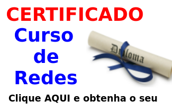 Curso de Redes Grátis com Certificado