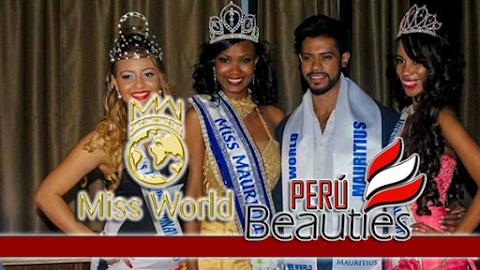 Miss World Mauritius 2017 / 2018