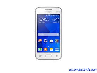 Cara Flashing Samsung Galaxy Ace Nxt Dual Sim SM-G313H