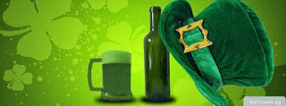 st patrick's day images facebook cover