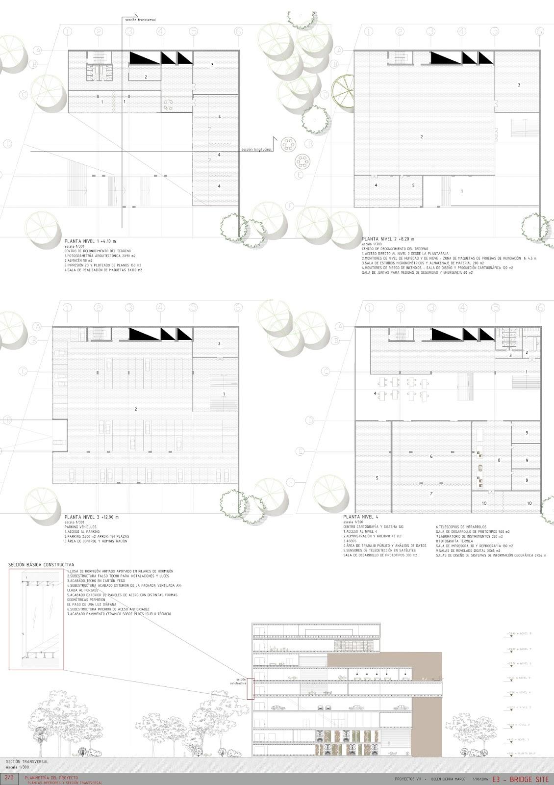 E3 - BRIDGE SITE / ENTREGA FINAL | Proyectos VIII