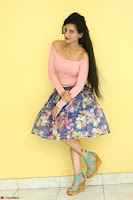 Janani Iyyer in Skirt ~  Exclusive 012.JPG