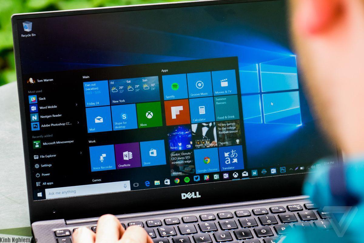 Cách Active Windows 10 lệnh Script kích hoạt vĩnh viễn