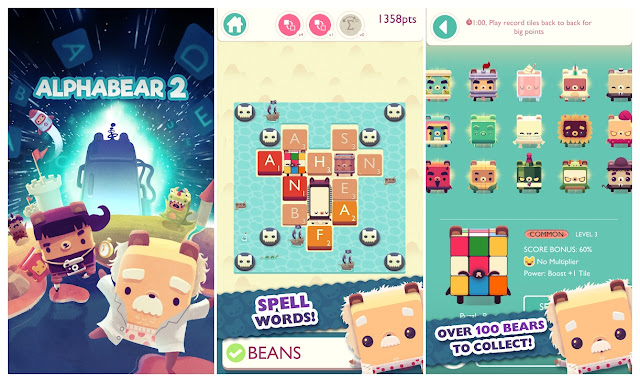 Alphabear English Word