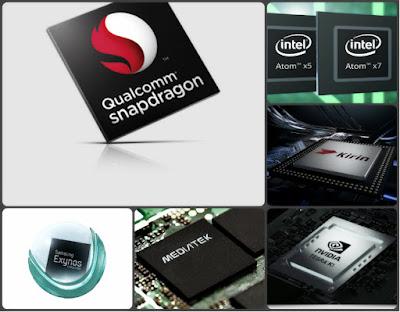 Macam-Macam / Jenis Chipset yang Dipakai Smartphone dan Tablet