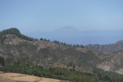 Il Teide visto da Artenara
