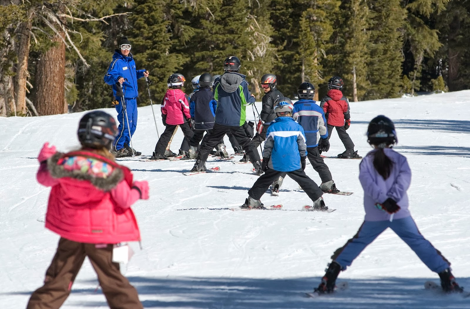 Mammoth, California - The Top Ski Resorts for Families In The World
