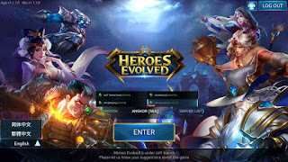 Heroes Evolved, Play Your New MOBA on Smartphone and PC