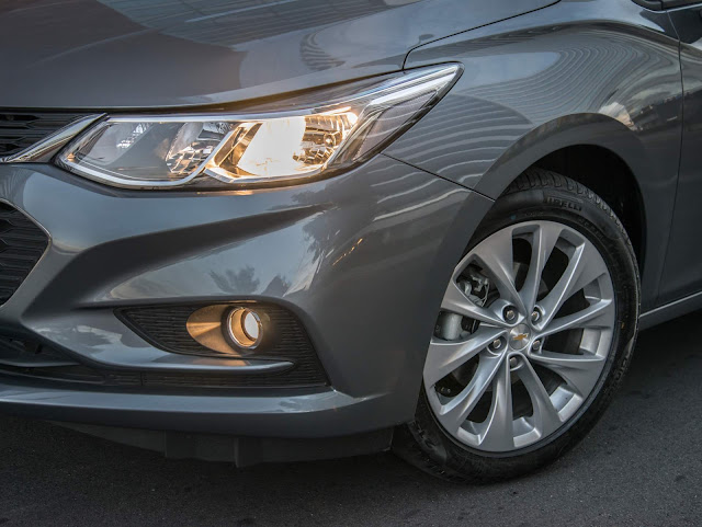 Novo Chevrolet Cruze 2018