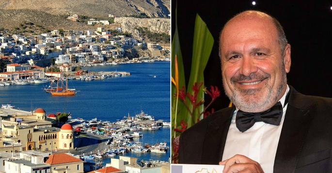 Ελληνοαυστραλός επιχειρηματίας στην Κάλυμνο μοίρασε 300 αρνιά σε φτωχές και άπορες οικογένειες για το Πάσχα