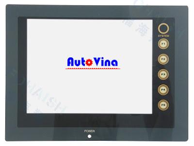 Thay mặt nạ, vỏ bảo vệ màn hình cảm ứng Hmi Fuji UG221H-LE4