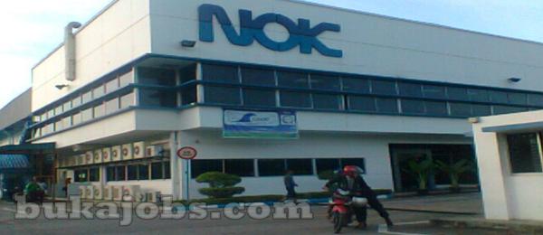 loker PT NOK Indonesia