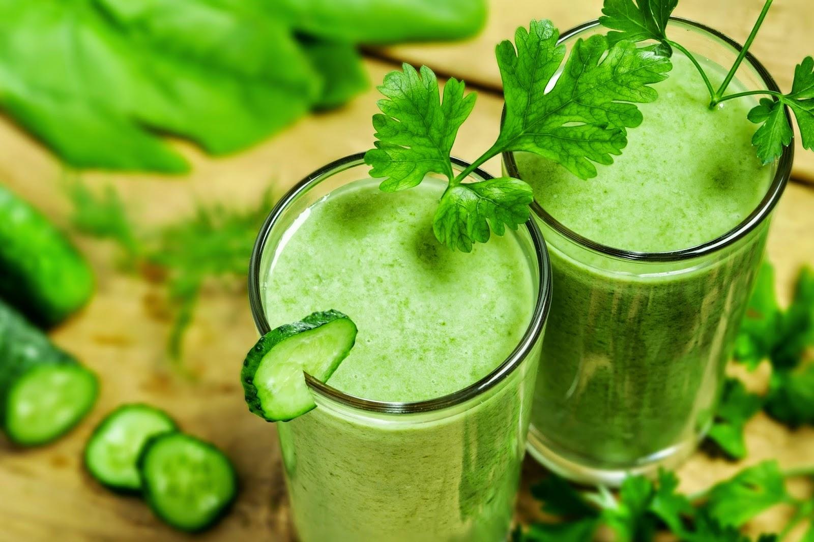 5 Resep Jus Kombinasi Buah dan Sayur yang Bikin Langsing