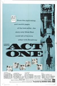 Watch Act One Online Free in HD