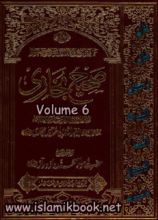 Sahih Bukhari Jild 6 (Volume 6) in Urdu download Free