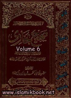 Sahih Bukhari Jild 6 (Volume 6) in Urdu download Free