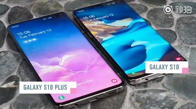 Trên tay Galaxy S10/S10+: Camera và vân tay trong màn hình, sạc không dây ngược, 3 camera sau