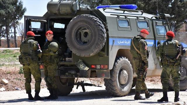 Más de 100 terroristas se rinden ante las fuerzas rusas en Alepo