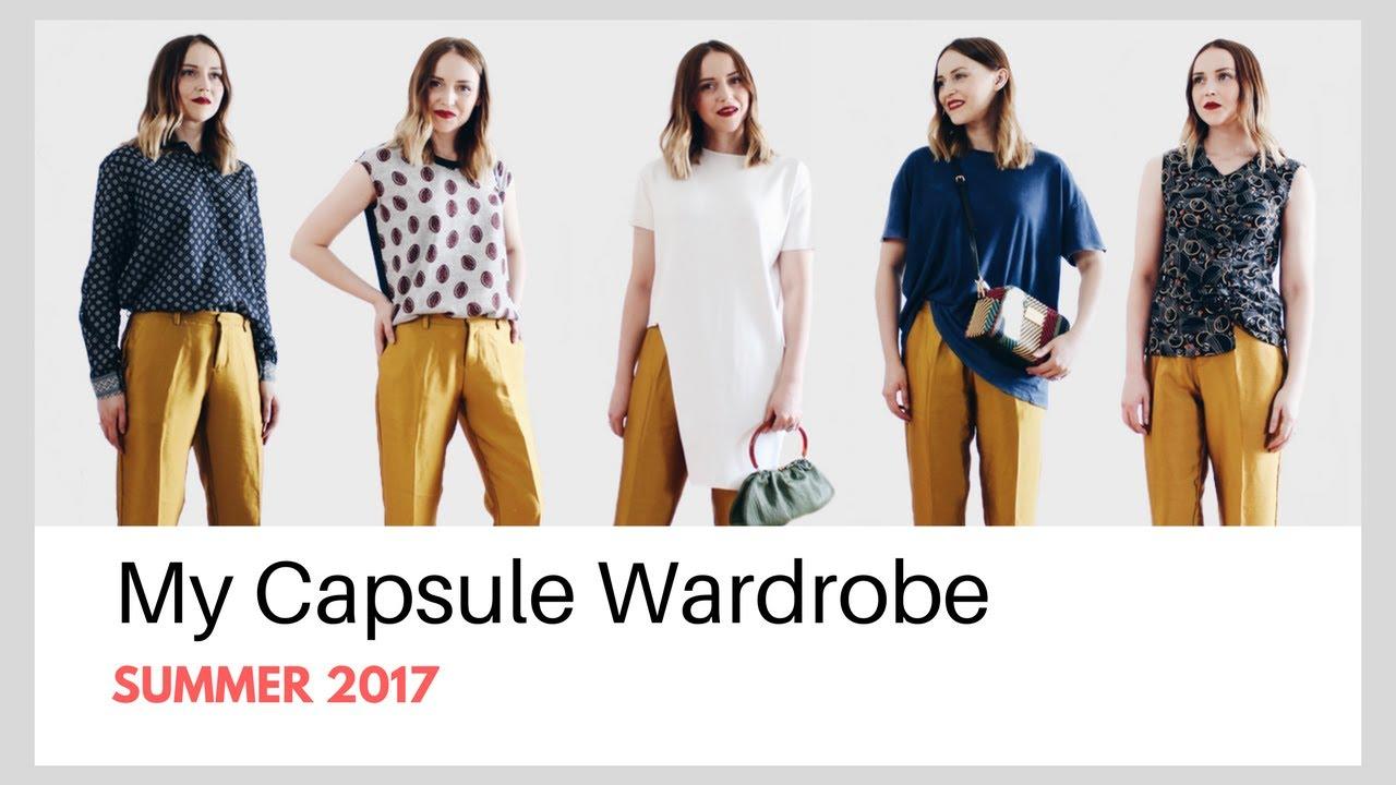 daria capsule wardrobe