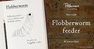Addetto all'alimentazione dei Vermicoli (Flobberworm Feeder)