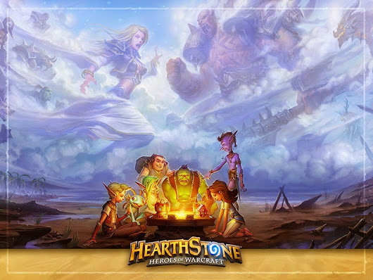 Hearthstone - Introduction and Day 1