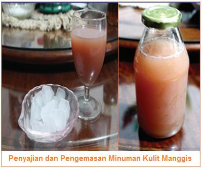 Penyajian dan Pengemasan Minuman Kulit Manggis