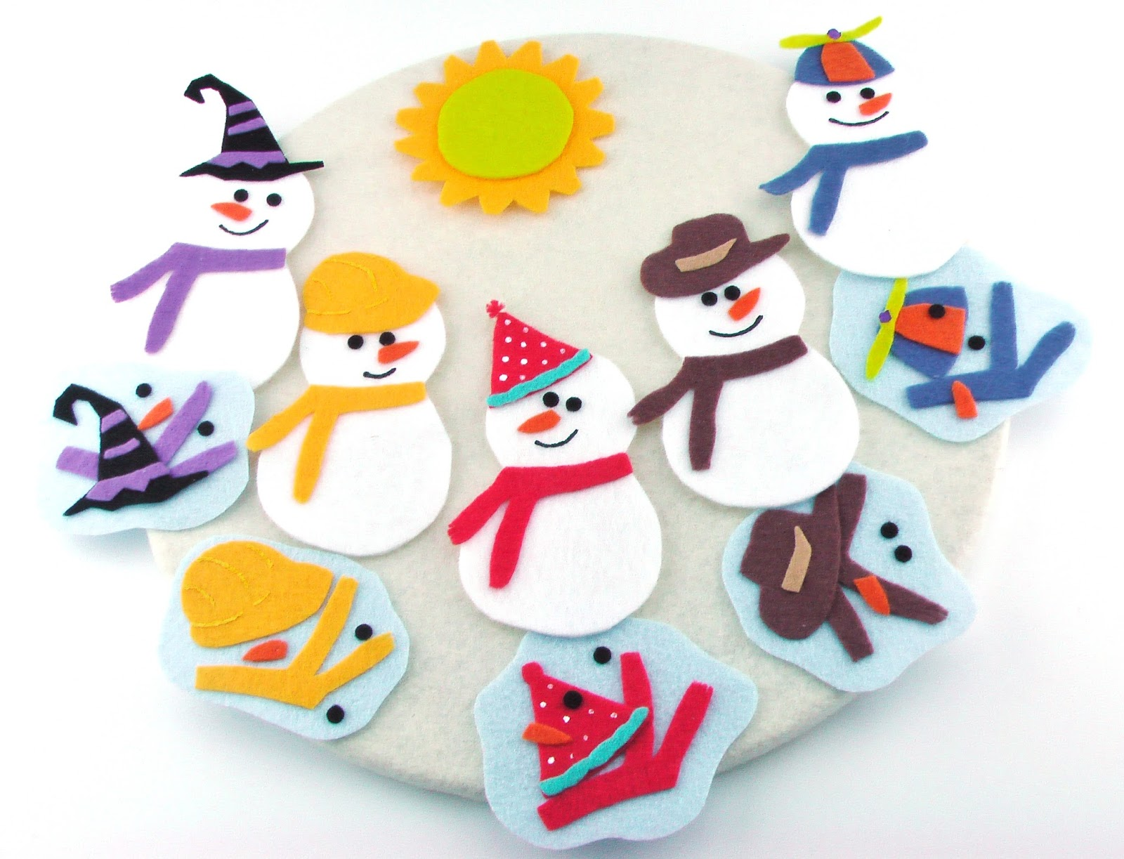 picture about Chubby Little Snowman Poem Printable known as Flannel Board Enjoyment: Obese Snowmen (a re-short article!)