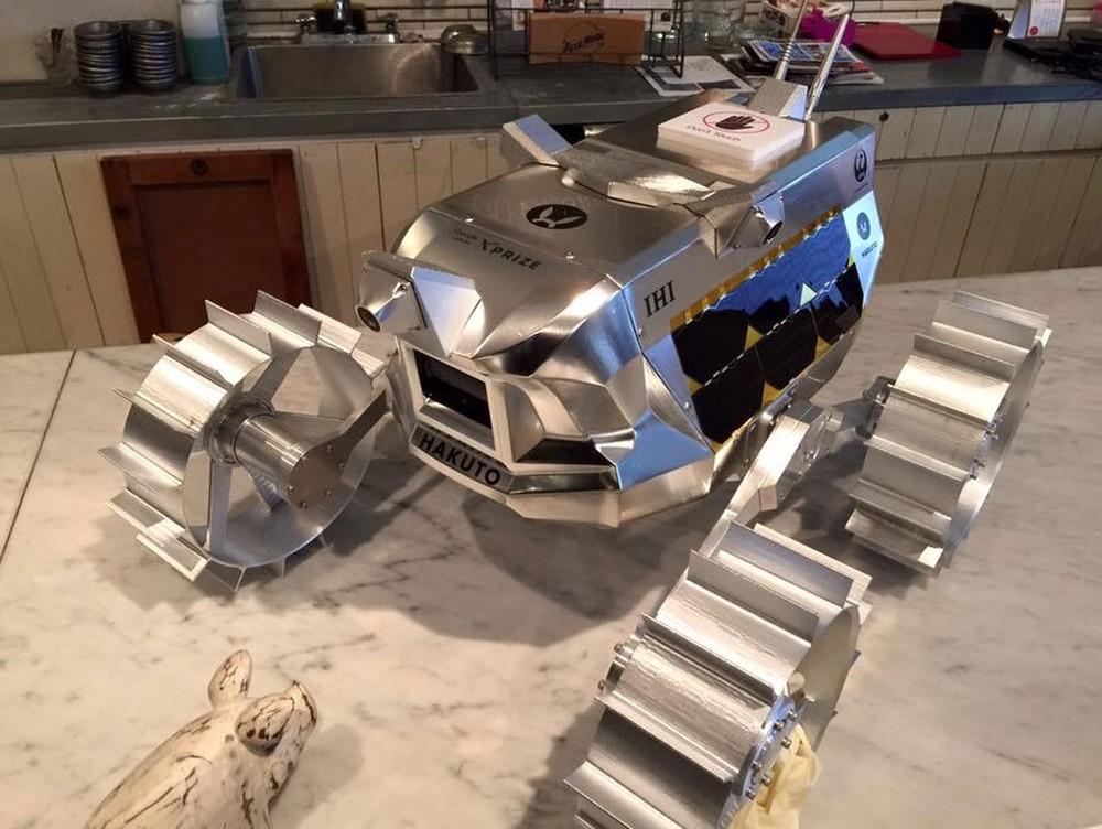 Veículo lunar do X Prize