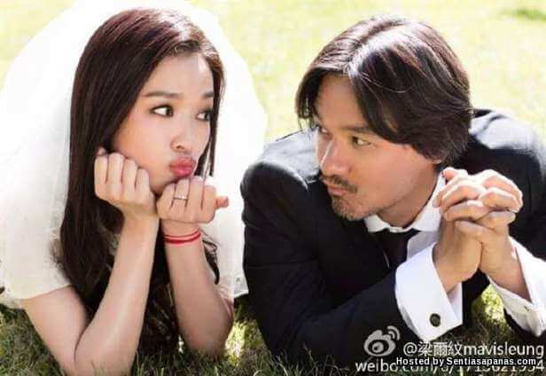 Shu Qi Wedding [8]