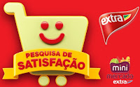 Pesquisa de Satisfação Extra extra.com.br/pesquisadesatisfacao