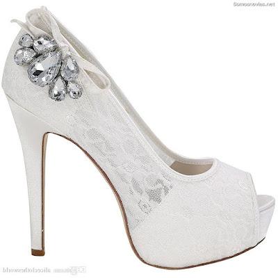 Zapatos de Novia con Plataforma