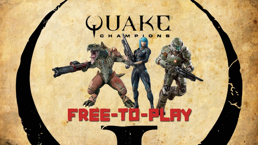 quake champions free to play