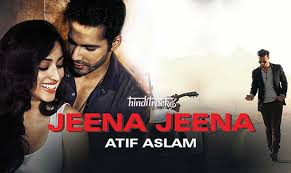 JEENA JEENA Guitar Tabs / Lead – Badlapur (Atif Aslam) (Guitar Tabs And Sheet Music) Bollywood