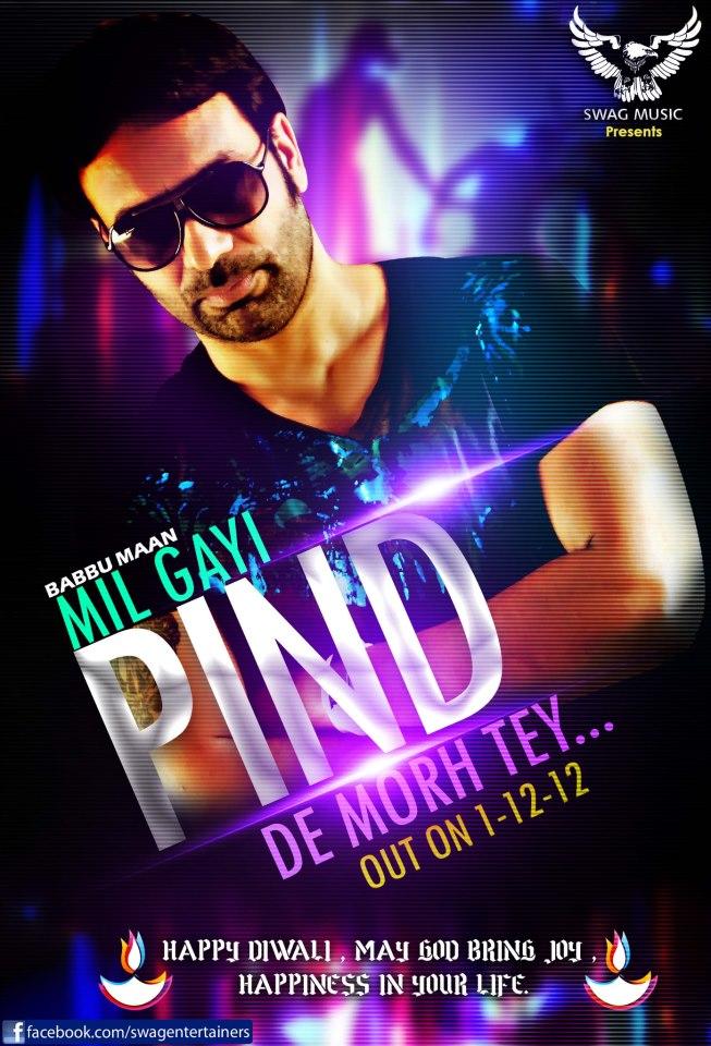 Babbu Maan Mil Gayi Pind De Morh Te Mp3 Song Download