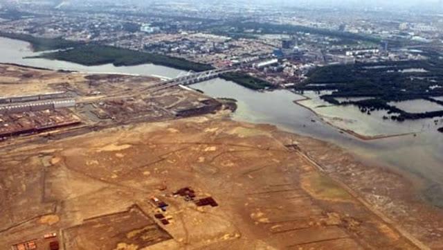teluk2 - Pemerintah Resmi Cabut Moratorium Reklamasi Teluk Jakarta