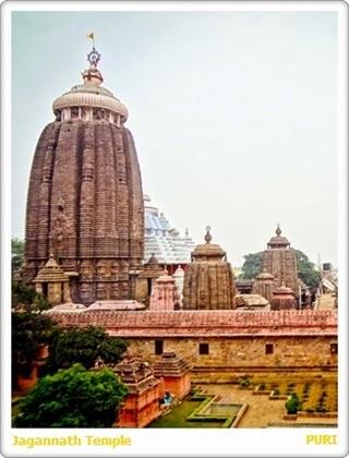 Shree Jagannath Temple Puri odisha