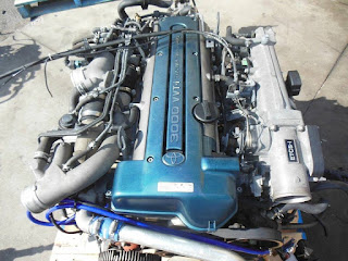 2JZ -GTE 3000 VVTI Engine Version From Toyota