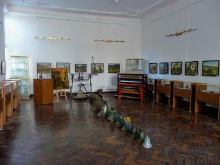 Калуш. Історико-краєзнавчий музей Калущини
