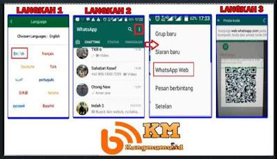 Cara Sadap Whatsapp Orang Lain