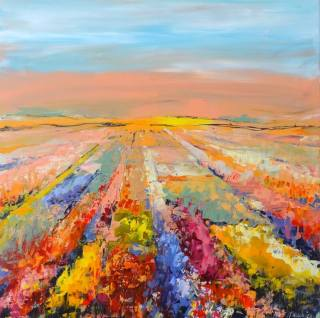 Нидерландский художник. Louise Mourick