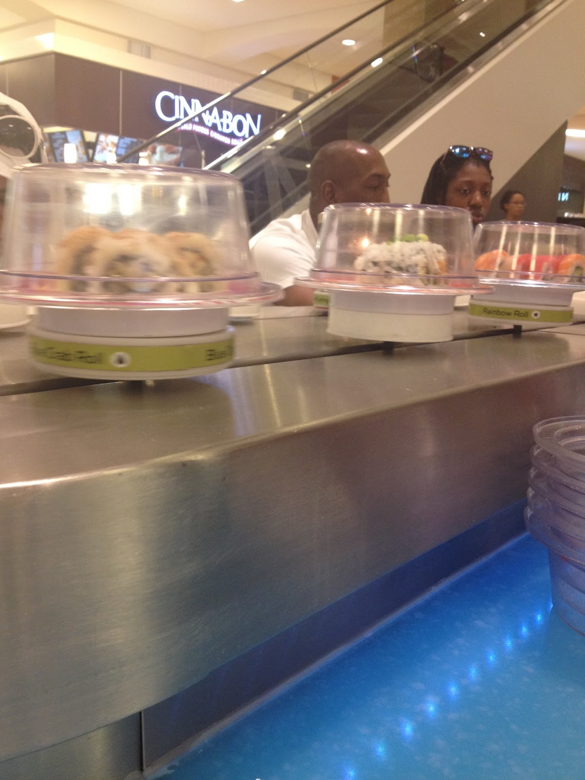 Sushi Conveyor-belt