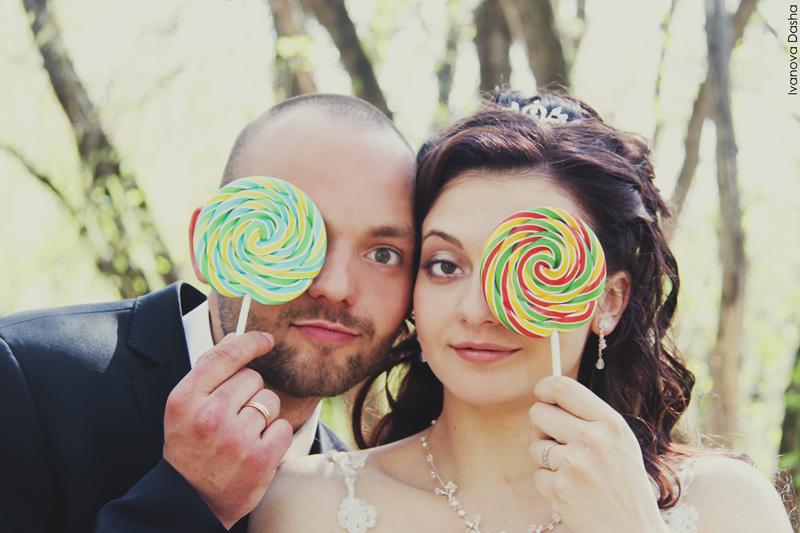 свадебная фотосъемка в марте