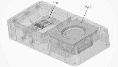 Facebook Modular Smartphone Patent