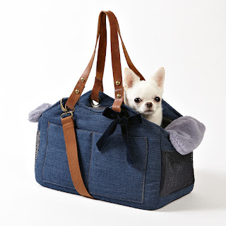 LOUIS DOG TOSHO SHOULDER BAG