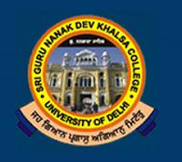 Shri Guru Nanak Dev Khalsa College cut off